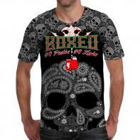 T-shirt Buddha Mexican Boxing