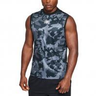 Boxing shirt Leone Camouflage grey