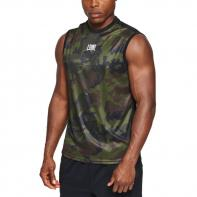 Boxing shirt Leone Camouflage green