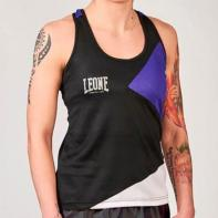 Women Shirt Leone Fighter Life