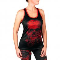 Women Shirt Venum Santa Muerte 3.0 black/red