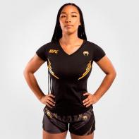 Venum X UFC Champion Dames T-shirt zwart