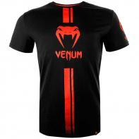 T-shirt Venum Logos zwart / rood