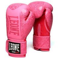 Bokshandschoenen Leone Maori pink