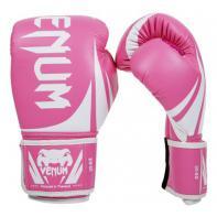Bokshandschoenen Venum Challenger 2.0 pink