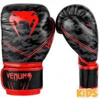 Bokshandschoenen Venum Kids Okinawa 2.0 black / red