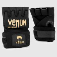 Venum Binnen Handschoenen Gel Kontact black / gold