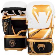 MMA Handschoenen Venum Challenger 3.0 Sparring Wit / goud