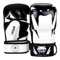 MMA Handschoenen Venum Impact Sparring Wit / zwart