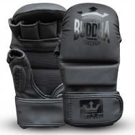 MMAHandschoenen  Buddha Competition Amateur leather black