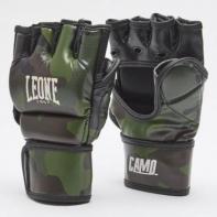 MMAHandschoenen Leone Camo green