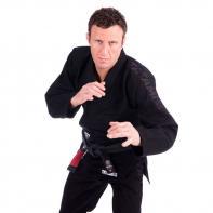 Jiu Jitsu Gi Tatami Essential zwart