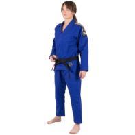 BJJ Gi Tatami Nova Absolute Ladies  blauw + wit belt