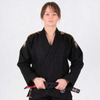 BJJ Gi Tatami Nova Absolute Ladies  zwart + wit belt