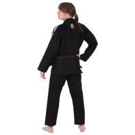 BJJ Gi Tatami Nova Absolute Ladies  zwart + wit belt
