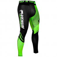 Venum Spats  Training Camp 2.0  Zwart Neo Yellow