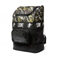 Sporttas Gym Bag Leone Camo
