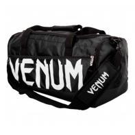 Sporttas Gym Bag Venum  Sparring zwart/wit