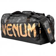 Sporttas Gym Bag Venum Sparring zwart / goud