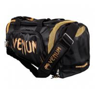 Sporttas Gym Bag Venum Trainer Lite Black/Gold