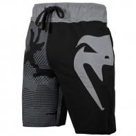 Cotton shorts Venum Assault grey / black