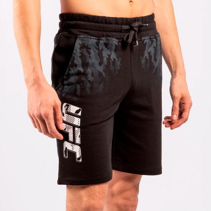 Venum UFC Fitness Authentic Fight Week katoenen broek zwart