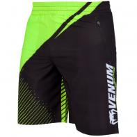 Fitness Shorts Venum Training Camp 2.0 black neo yellow