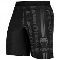 Fitness Shorts Venum Logos zwart / zwart