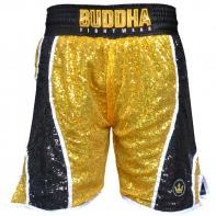 Short Boxing Buddha Fanatik golden