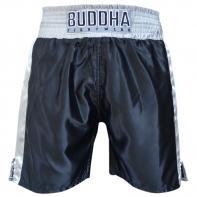 Short Boxing Buddha black