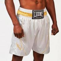 Short boxing Leone Premium wit