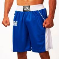 Short boxing Leone Corner blue