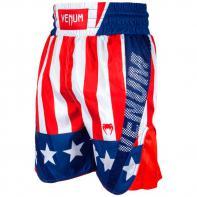 Short Boxing Venum Elite USA red-white/blue