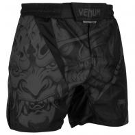 MMA Shorts Venum Devil black / black