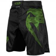MMA Shorts Venum Light 3.0 zwart/khaki