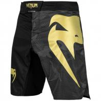 MMA Shorts Venum Light 3.0 zwart/goud