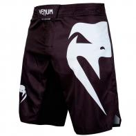 MMA Shorts Venum Light 3.0 Zwart/Wit
