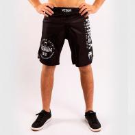 MMA Shorts Venum Signature black / white