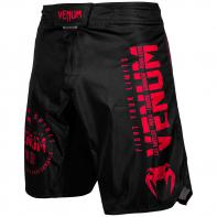 MMA Shorts Venum Signature zwart / rood
