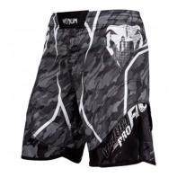 MMA Shorts Venum  Tecmo  Dark Grey