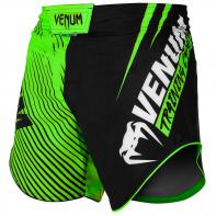 MMA Shorts Venum  Training Camp 2.0 Black/Neo Yellow
