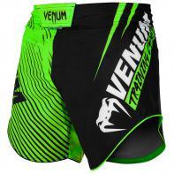 MMA Shorts Venum  Training Camp 2.0 Black/Neo Yellow