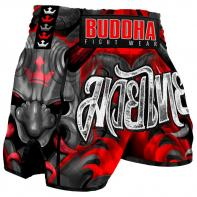 Muay Thai Shorts Buddha Demon  kinderen