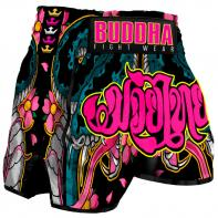 Muay Thai Shorts Buddha Cobra