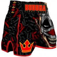 Muay Thai Shorts Buddha Retro Crown Kids