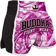 Muay Thai Shorts Buddha Retro Princess