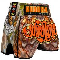 Muay Thai korte broek Buddha Tiger