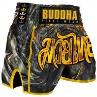 Muay Thai Short Buddha Turbulence
