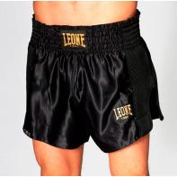 Muay Thai Shorts Leone  Essential black
