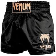 Muay Thai Shorts Venum Classic black  / gold